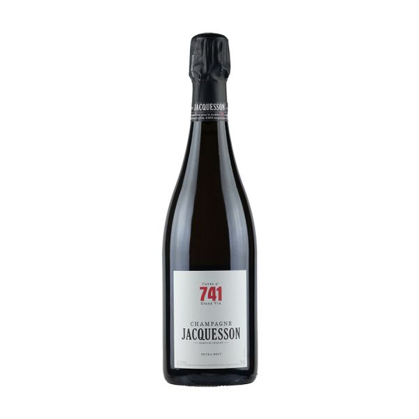 Jacquesson Champagne Extra Brut Cuvee 741