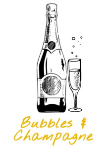 Bubbles & champagne