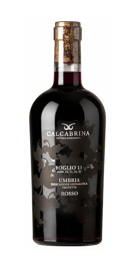 Foglio 11 - Sagrantino - Fattoria Calcabrina