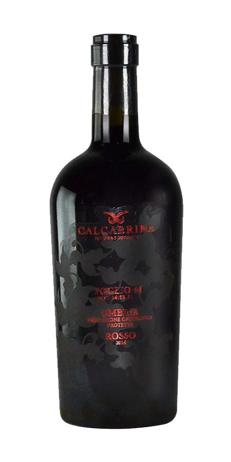 Foglio 61 - I.G.P. Rosso Umbria - Cacabrina