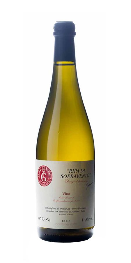 Ripa di Sopravvento Vino Bianco Frizzante - Graziano