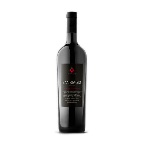 """Rosso – Umbria IGT """"Sanbiagio"""""""