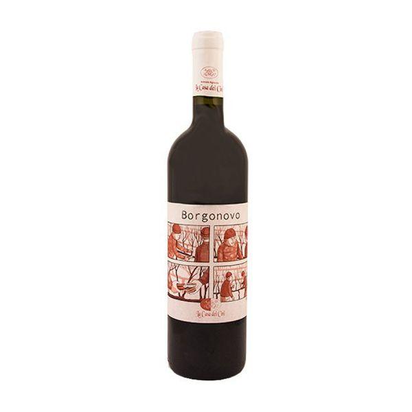 """IGT Rosso Umbria - """"Borgonovo"""" - La Casa dei Cini"""