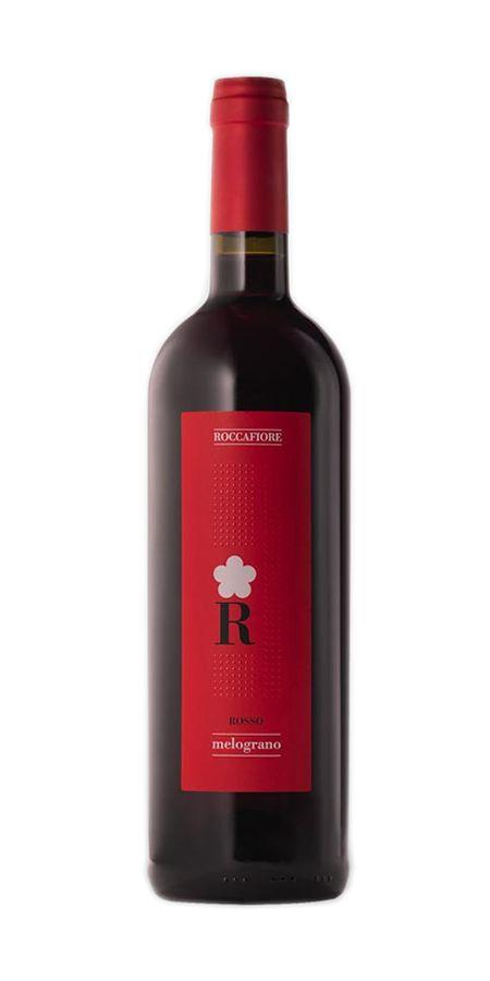 "Umbria Rosso Igt ""Melograno"" - Roccafiore"
