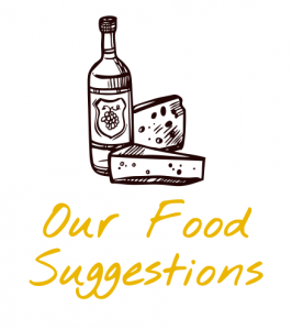 Our Food Suggestions Vinosofia