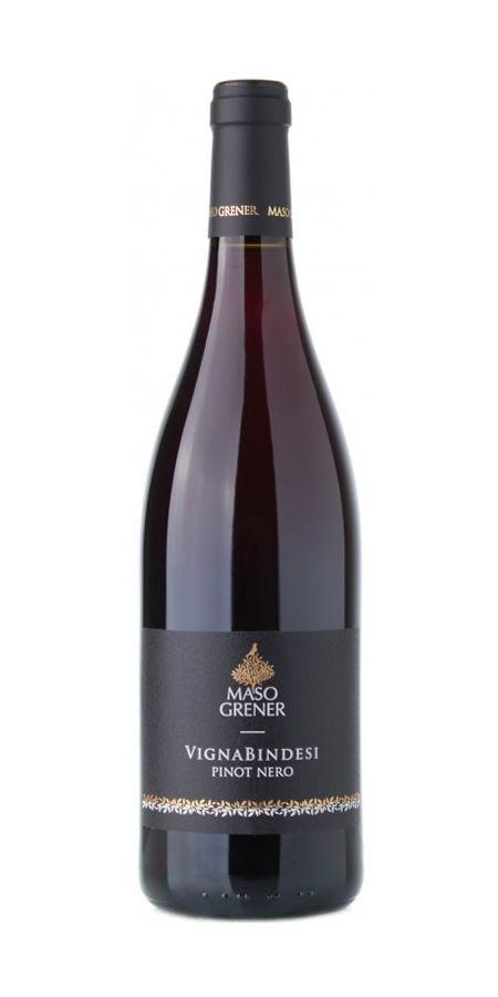 """Trentino Pinot Nero DOC """"Vigna Bindesi"""" - Maso Grener"""