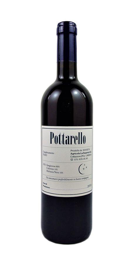 """Pottarello Rosso IGT Umbria - """"Pottarello"""" - La Segreta"""