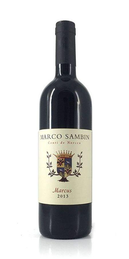 Rosso Marcus - Marco sambin