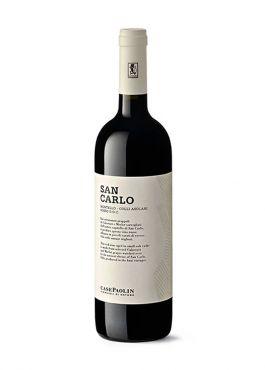 """Rosso Doc """"San Carlo Montello Colli Asolani"""" - Case Paolin"""