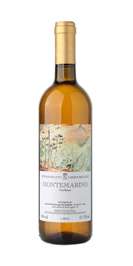 """Vino Bianco Cortese """"Montemarino"""" - Cascina degli Ulivi"""